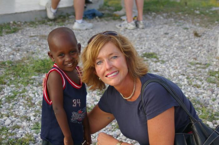 Beth in Haiti