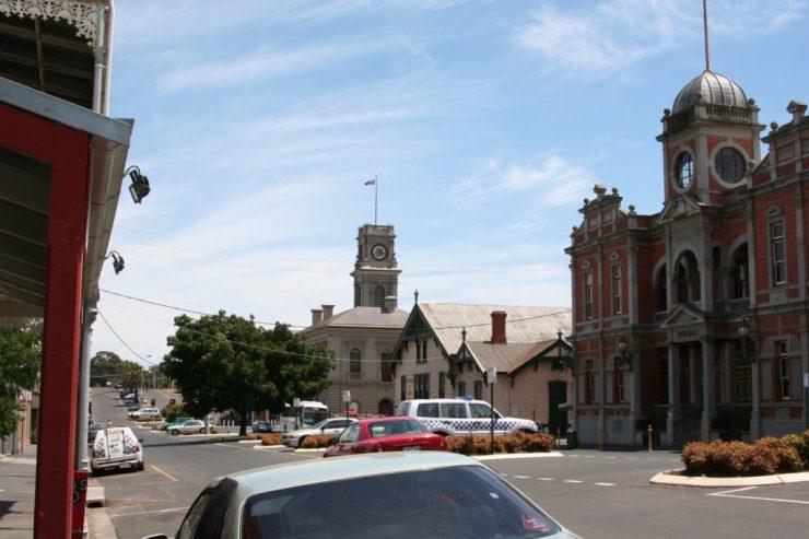 Castlemain Town Hall