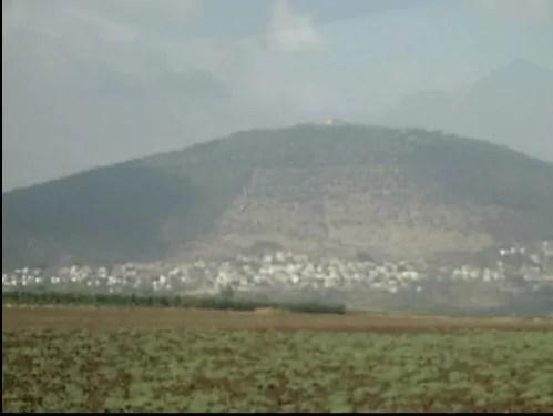 Mt. Tabor, Israel