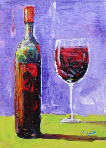 Bottle of Red