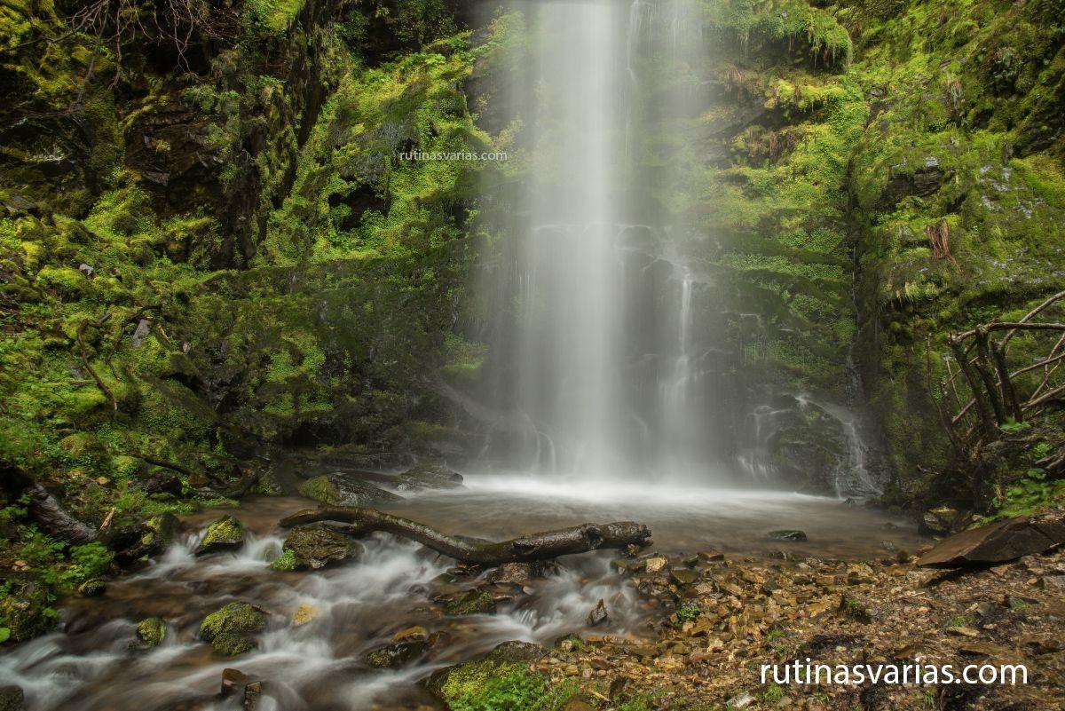 Cascada del Gualtón