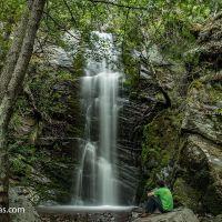 Cascada de Cantejeira