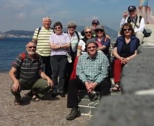 Reisegruppe Eschenmoser