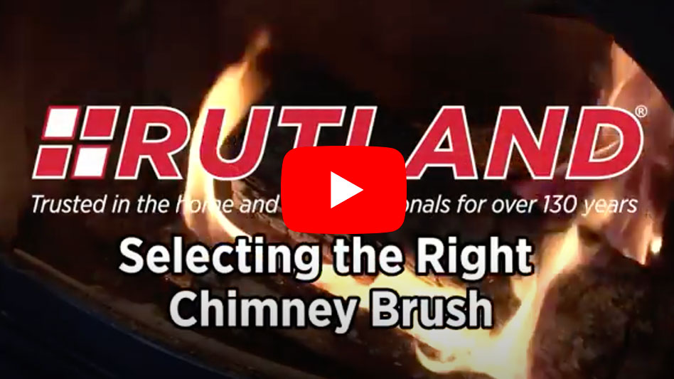 Selecting the Right Chimney Brush
