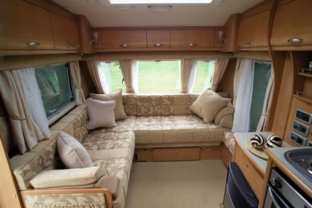 Image result for caravan interior