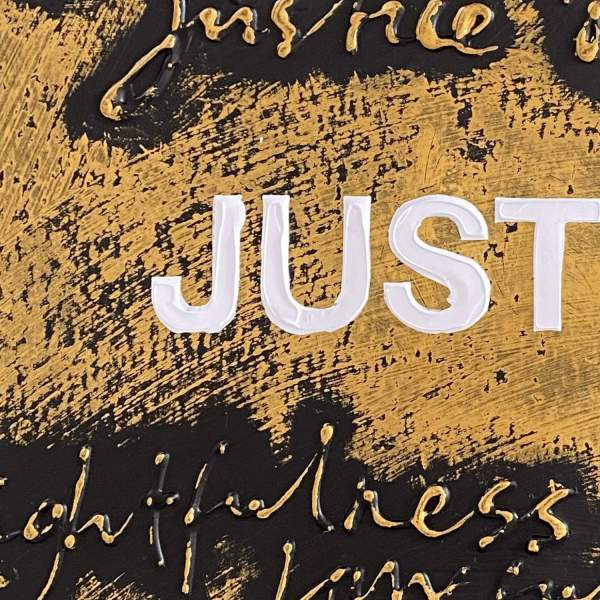 Justice - detail