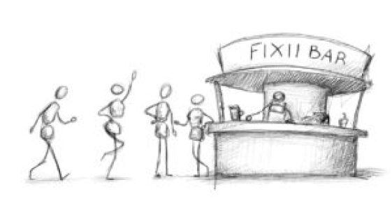 Fixii Bar