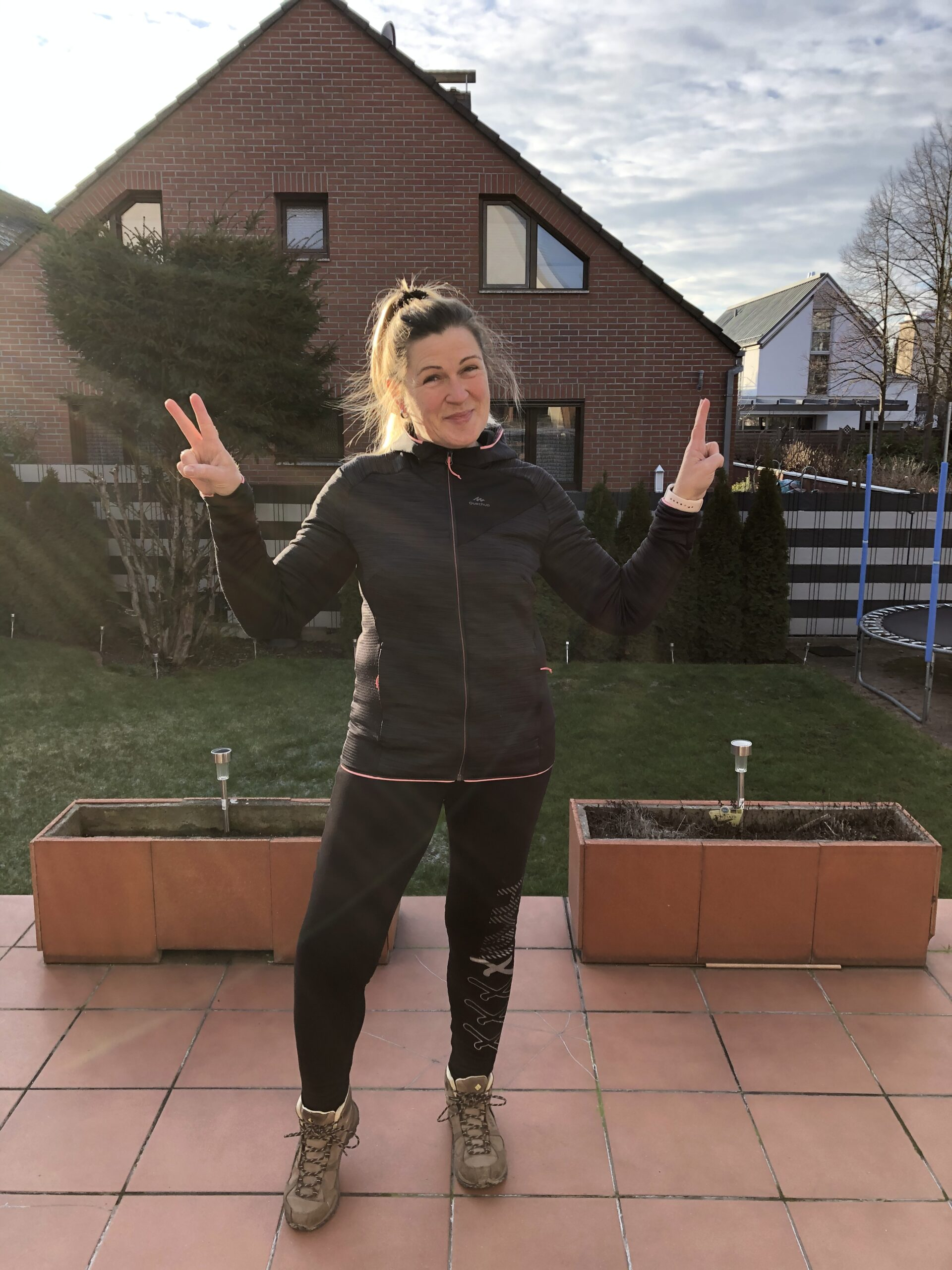 Read more about the article Los geht's – Sport hält fit