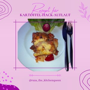 Read more about the article Kartoffel-Hack-Auflauf