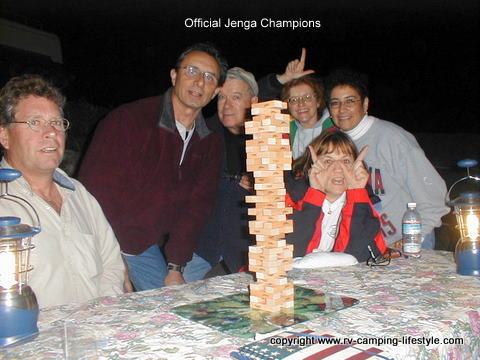 camping games,jenga,rv games, rv fun