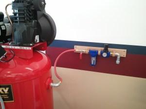 Kobalt 60 Gallon Air Compressor Installation Manual