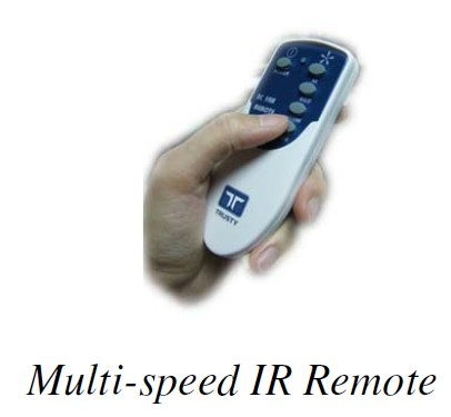 Rv 12 Volt Ceiling Fan Remote Control 36 Quot 70058 Used In Rv