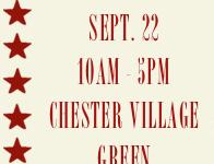 ChesterFest on Chester Village
