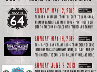 Westchester Concert Series on the Village Green at Westchester Commons: Class Act Band on May 11 & 2014 Lineup
