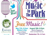 Music in the Park = Free Concerts at Forest Hill Park