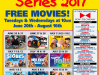 Free and $1 movies for Kids all Summer in RVA