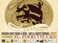 FREE admission to RVAs Food Truck Rodeo on September 14
