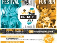 Get ready for the VCU Broad Street Mile