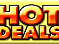 Hot Deals on Food, Electronics, Fitness, and More