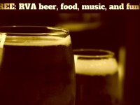 RVA beer, food, music and fun: FREE to attend