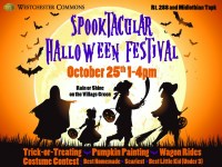 FREE Spooktacular Halloween Festival at Westchester Commons