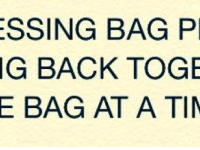 The Blessing Bag needs your help