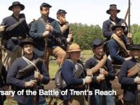 Sesquicentennial Commemoration of Battle of Trent's Reach