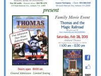 FREE Family Movie in Ashland