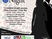 Annual Casino Night to Benefit Hanover Safe Place