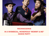 FREE: Rocknoceros at Willow Lawn