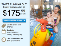 Special Promo Code for Great Wolf Lodge Williamsburg