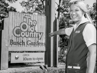 FREE Admission to Busch Gardens if You're 40!