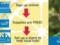 FREE Supplies for Summer LemonAid Event