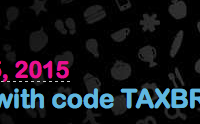 Extra 15% Off ONLY on April 15th Tax Day