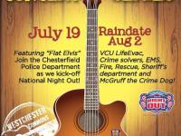 FREE Mid-Summer Extravaganza with 'Flat Elvis!'