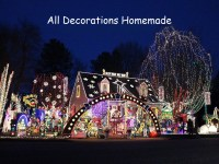 Holiday Homes: Light Show