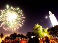July 4th Independence Day Festivities in Richmond, Virginia