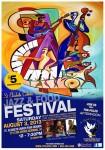 jazz & food fest poster