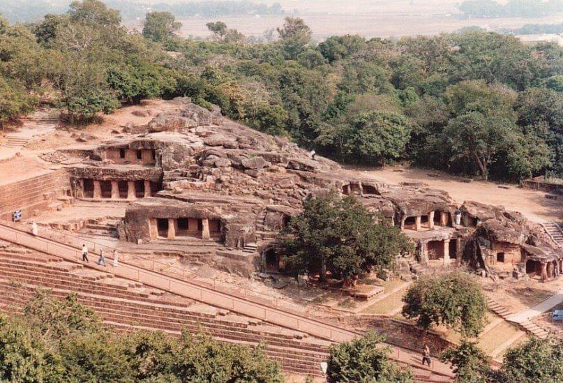Image result for Udaygiri and Khandagiri caves
