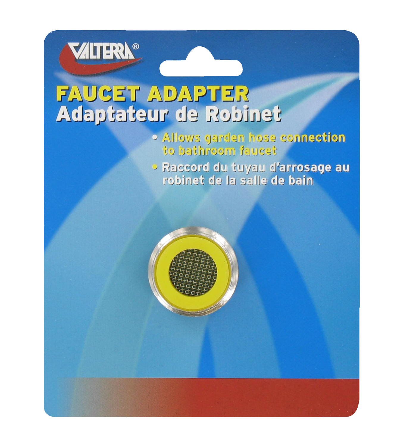 w1527vp valterra faucet hose adapter used to connect garden hose to faucet