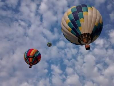 Competição Final de Semana Foi De Balonismo no Brasil e no Mundo Balonismo 2016