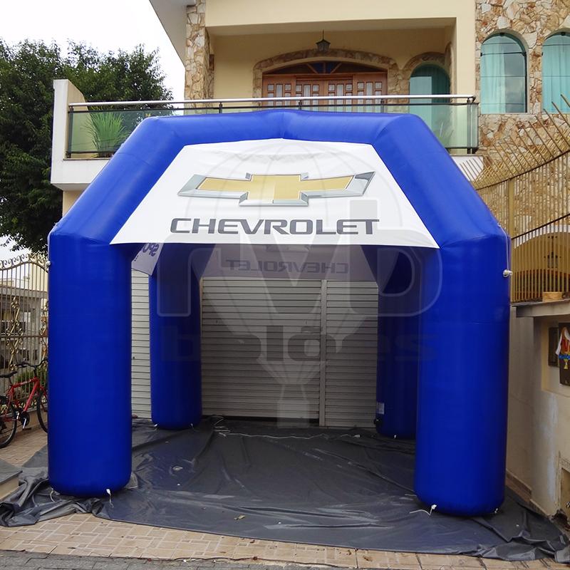 Tenda Inflável Promocional para Eventos - Cherolet