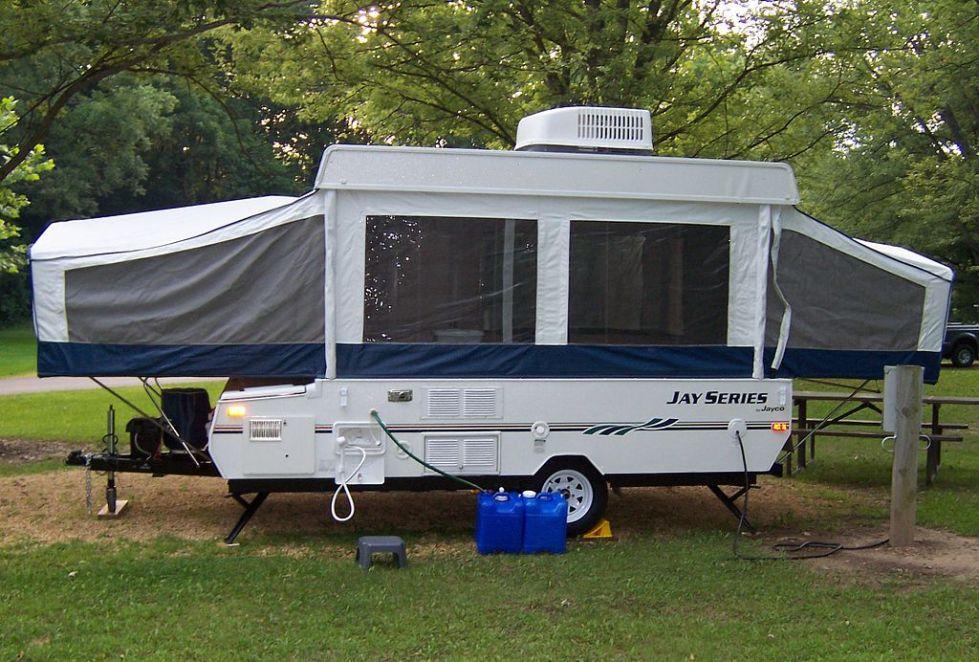 Pop Up Camper Ceiling Repair Tips - RV By Life
