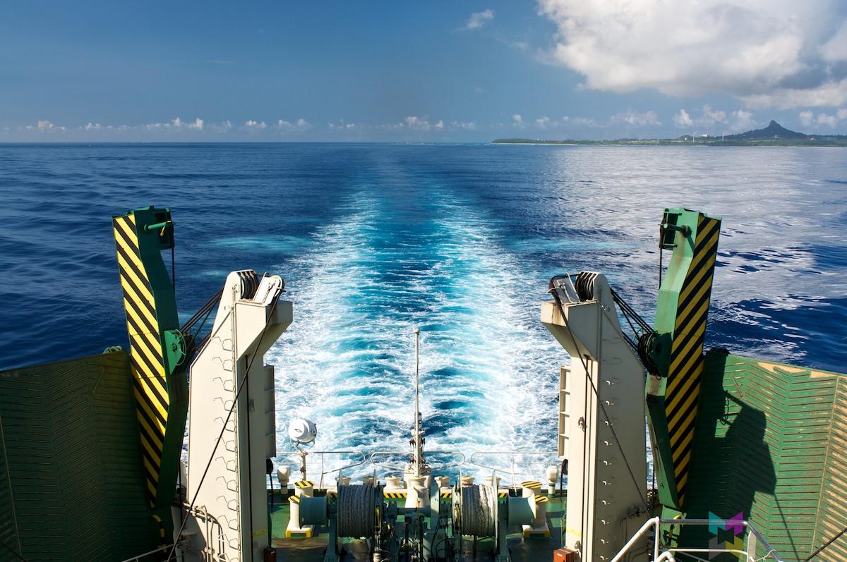 okinawa ferry