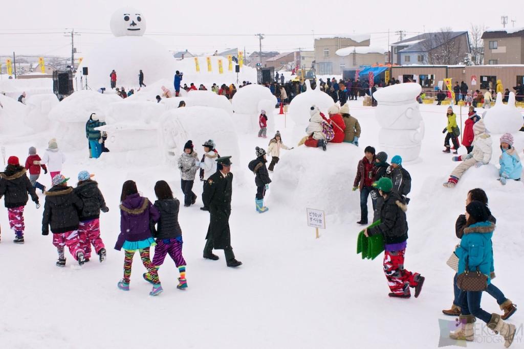 Niseko Kutchan Yukitopia Snow Festival
