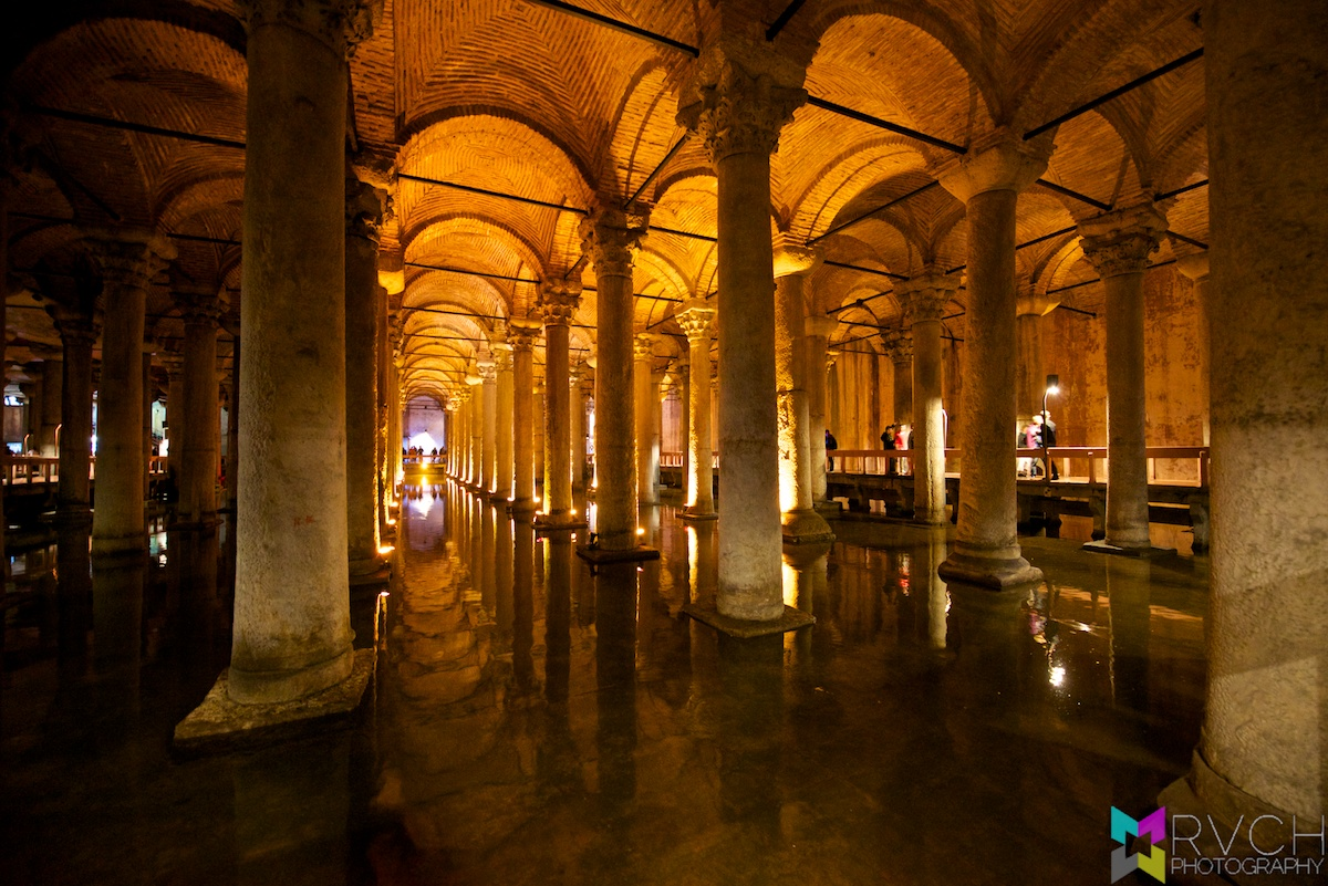 Istanbul Day Two – Basilica Cistern and the Grand Bazaar