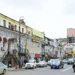 Vladivostok Restaurant Street