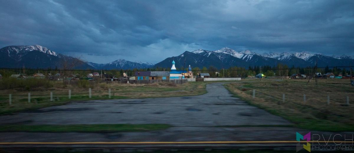 Khabarovsk to Slyudyanka on Trans Siberia Express