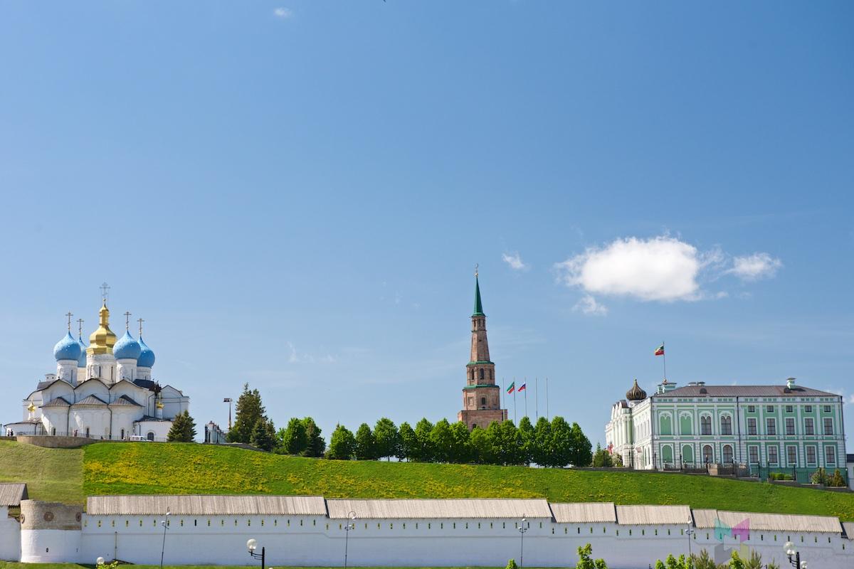 Kazan – A Multicultural Oasis