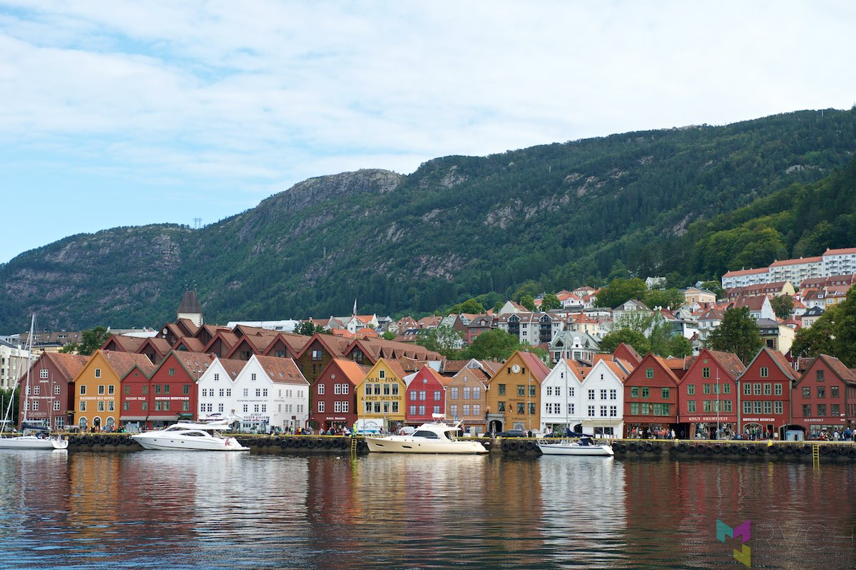 Norway – Bergen City and Bryggen